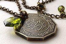Coin necklaces / Coin necklaces