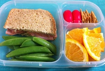 Kids lunches / by Lisa McMillen