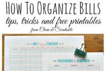 Organization Overload / by Tiffany Brown