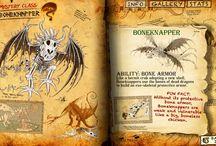 Httyd dragon's species