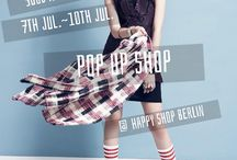 SDOD private order & sale at HAPPY SHOP BERLIN / PR for the taiwanese brand SDOD in Berlin Mitte