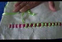 Вышивка полотенец