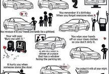 Funny Car Stuff / Just funny pics and car jokes