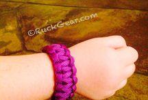 Kids Paracord Bracelets