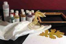 Art - Silk Painting