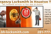 Locksmith Houston Texas