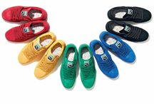 Green friendly sneakers!