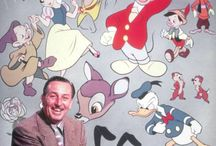 Walt Disney / by Classic Movie Hub
