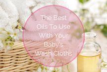 Tutti Bimbi Reusable Washcloth Baby Wipes
