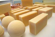 Handmade soaps/ beauty goodies