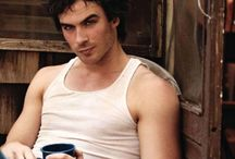 IAN SOMERHALDER  / by Kathy Ruiz