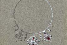 dessins bijoux