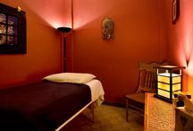 massage room