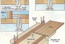Woodwork:Raising panels