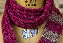Knitting Inspiration / Knitting techniques, looks, tutorials and general knitted fabric/construction porn :D
