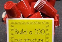 100th Day of School / Classroom activities