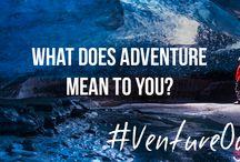 Venture Out / by Adventure.com