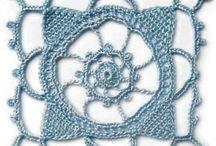 motivos crochet l / by clara martinez