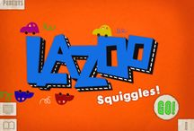 """squiggles!"" app / download here: https://itunes.apple.com/us/app/squiggles!/id498599631?ls=1&mt=8 https://itunes.apple.com/us/app/squiggles!-for-iphone/id551654265?mt=8 / by LAZOO"