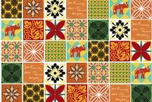 ADESIVOS AZULEJOS / COMPRE NA LOJA DO BLOG - http://www.lojadoblog.com / by Vera Moraes
