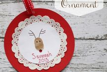 christmas crafts for kids / by Jolene McEwen