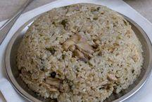 Biryanis and rice dishes