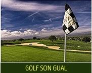 Golf / schöne Golfplätze