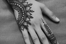 TATTOOS AND HENNAS