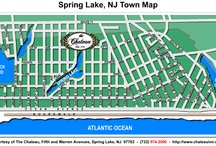 Spring Lake, NJ / The Chateau Inn & Suites is located in beautiful Spring Lake, New Jersey. / by Chateau Inn