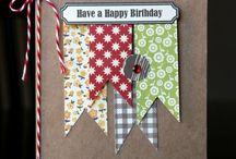 (Geburtstags-)Karten
