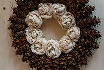 Deco Mystique / Handmade decorations - http://decomystique.wordpress.com/2013/11/11/christmas-ornaments/
