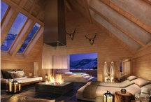 Luxury Mountain Hotels / Incredible and exclusive Hotels! #mountain #hotel #design #interior