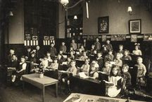 Historical Learning Environments / Classrooms