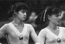 Gymnastics Inspiration / by Jennifer Giacobbe-Sutherland
