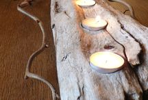Decorate..rustic style / by Alicia Demmitt
