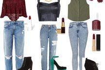 Polyvole outfits!!