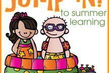 Summer school / by Katherine Gibbins
