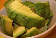 Foods with avocado in it / by Lucia Ramirez