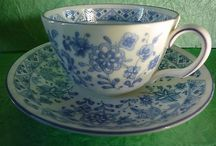 Minton Teacups / by Cathe Bruncke Smith
