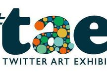 #Twitter Art Exhibit 2018 Australia (#tae18 AUS) / The #TAE18AUS will be held at Strathnairn Arts Gallery, Canberra, in support of Pegasus ACT. Postcards are available to purchase online at www.pegasusact.com.au for $48AUD each plus postage. International Postage available - 100% of the sale goes directly to Pegasus Riding for the Disabled of the ACT (Pegasus ACT).
