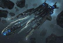 SciFi_SPACESHIP_Concept