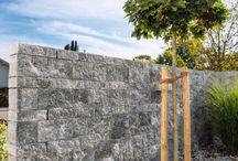 Gartenmauer DECALINE / Mehr Informationen unter: www.godelmann.de/decaline