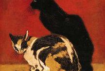 Animalia: Cat 1... / by Esperanza Wild