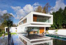 Square and rectangular architecture