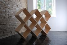 Modular bookcase No45x