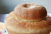 Recipes - A Loaf of Bread... / bread and other baked goods except cakes and cookies