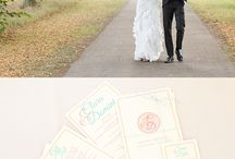 Design Inspiration | Jess / Styling ideas to complement Lemon Pie Wedding Stationery's 'Jess' design.