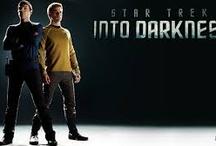 Star Trek into Darkness Movie Jackets