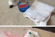 Cleaning Tips and Tricks / by Bryn Eckart