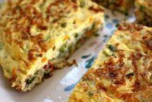 omeletes de legumes